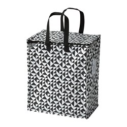 KNALLA - bag, black/white | IKEA Hong Kong and Macau - PE773033_S3