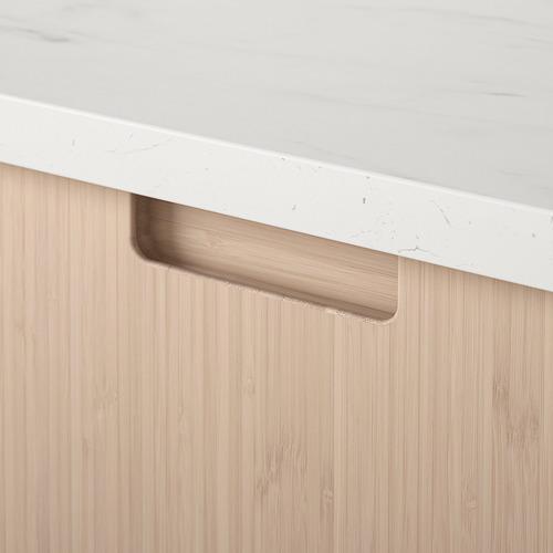 FRÖJERED - drawer front, light bamboo | IKEA Hong Kong and Macau - PE784879_S4