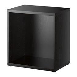 BESTÅ - frame, black-brown | IKEA Hong Kong and Macau - PE513556_S3