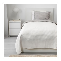 VÅRELD - 床冚, 白色 | IKEA 香港及澳門 - PE640078_S3