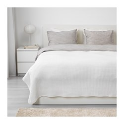 VÅRELD - bedspread, white | IKEA Hong Kong and Macau - PE640079_S3