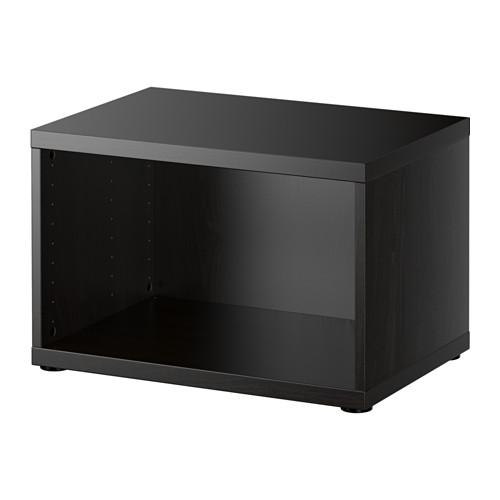 BESTÅ - 櫃框, 棕黑色   IKEA 香港及澳門 - PE513551_S4