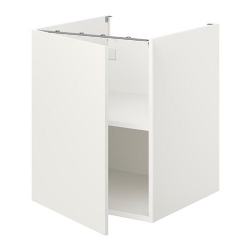 ENHET - 地櫃連層板/門, 白色   IKEA 香港及澳門 - PE773165_S4