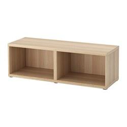 BESTÅ - frame, white stained oak effect | IKEA Hong Kong and Macau - PE513550_S3