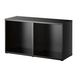 BESTÅ - frame, black-brown | IKEA Hong Kong and Macau - PE513541_S3