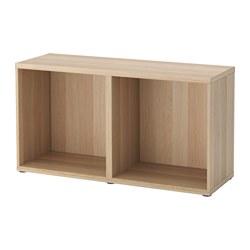 BESTÅ - frame, white stained oak effect | IKEA Hong Kong and Macau - PE513545_S3
