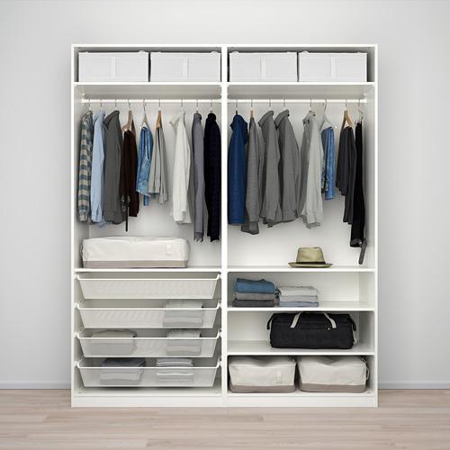 PAX 衣櫃, 200x66x236.4 cm
