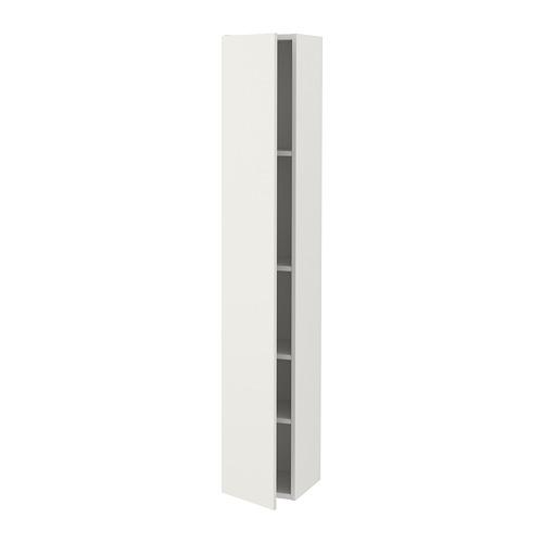 ENHET - 高櫃連4層板/門, 白色 | IKEA 香港及澳門 - PE773312_S4