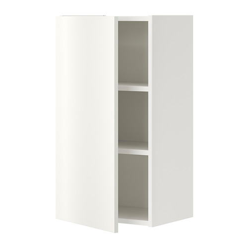 ENHET - 單門吊櫃連2層板, 白色   IKEA 香港及澳門 - PE773313_S4
