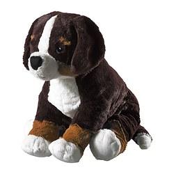 HOPPIG - 毛公仔, 狗/伯恩山犬 | IKEA 香港及澳門 - PE371747_S3