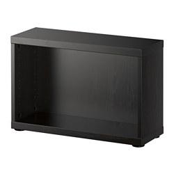 BESTÅ - frame, black-brown | IKEA Hong Kong and Macau - PE513536_S3