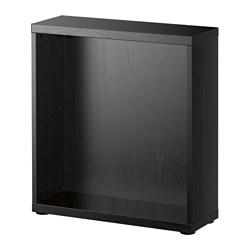 BESTÅ - frame, black-brown | IKEA Hong Kong and Macau - PE513531_S3