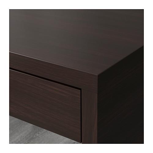MICKE - desk, width 73 x depth 50cm, black-brown | IKEA Hong Kong and Macau - PE573411_S4