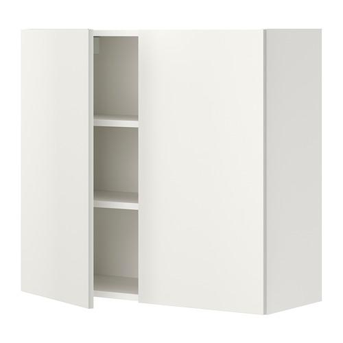 ENHET - 雙門吊櫃連2層板, 白色 | IKEA 香港及澳門 - PE773224_S4