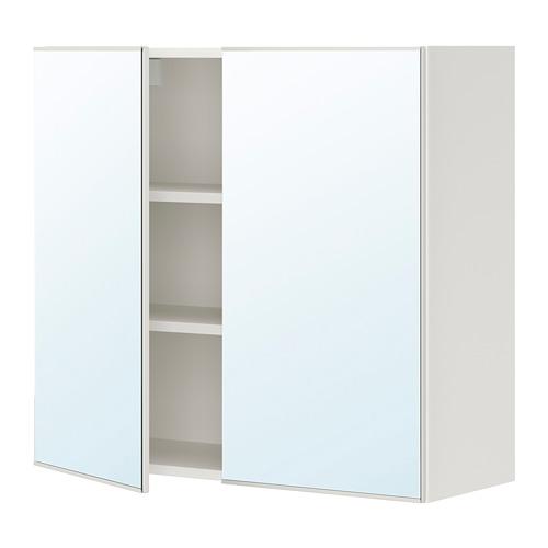 ENHET - 雙門鏡櫃, 白色   IKEA 香港及澳門 - PE773252_S4