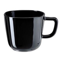 BACKIG - 杯, 黑色 | IKEA 香港及澳門 - PE784988_S3