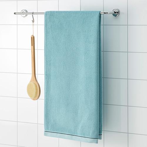 VIKFJÄRD - 浴巾, 淺藍色 | IKEA 香港及澳門 - PE785042_S4