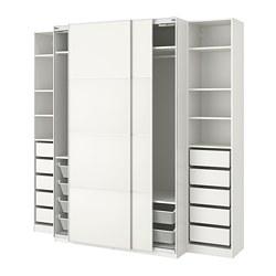 PAX - wardrobe, white/Mehamn | IKEA Hong Kong and Macau - PE730858_S3