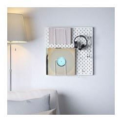 SKÅDIS - 洞洞板套裝, 白色 | IKEA 香港及澳門 - PE640406_S3