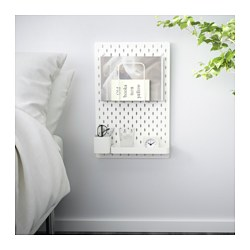 SKÅDIS - pegboard combination, white | IKEA Hong Kong and Macau - PE640409_S3