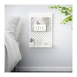 SKÅDIS - 洞洞板套裝, 白色 | IKEA 香港及澳門 - PE640409_S3