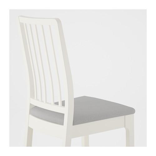 EKEDALEN - 椅子, 白色/Orrsta 淺灰色 | IKEA 香港及澳門 - PE640453_S4
