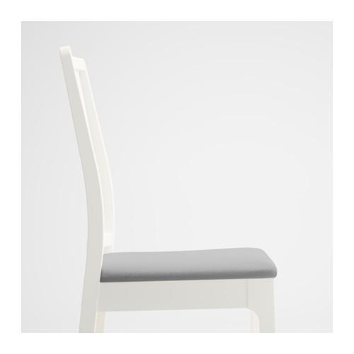EKEDALEN - 椅子, 白色/Orrsta 淺灰色 | IKEA 香港及澳門 - PE640452_S4