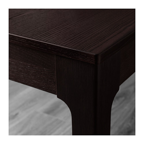 ODGER/EKEDALEN - table and 4 chairs, dark brown/blue | IKEA Hong Kong and Macau - PE640491_S4