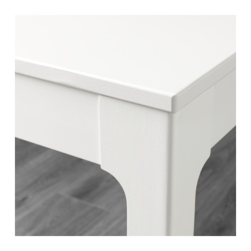 EKEDALEN/EKEDALEN - table and 4 chairs, white/Orrsta light grey | IKEA Hong Kong and Macau - PE640493_S4