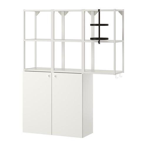 ENHET - 上牆式貯物架組合, 白色 | IKEA 香港及澳門 - PE773619_S4