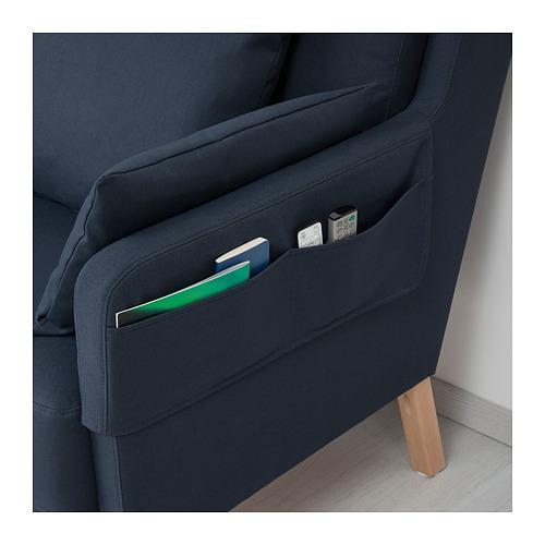 OMTÄNKSAM 2-seat sofa