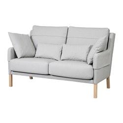 OMTÄNKSAM - 兩座位梳化, Orrsta 淺灰色 | IKEA 香港及澳門 - PE687778_S3
