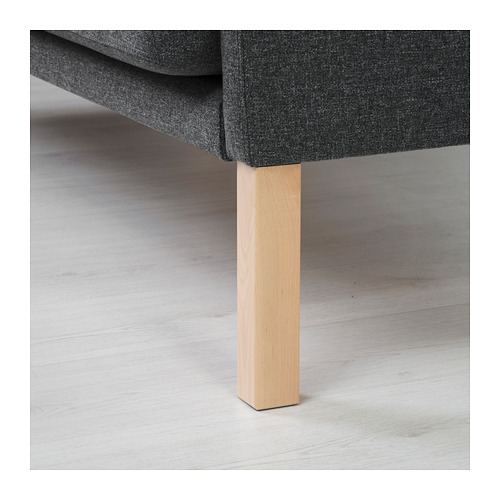 OMTÄNKSAM - 兩座位梳化, Gunnared 深灰色 | IKEA 香港及澳門 - PE687786_S4