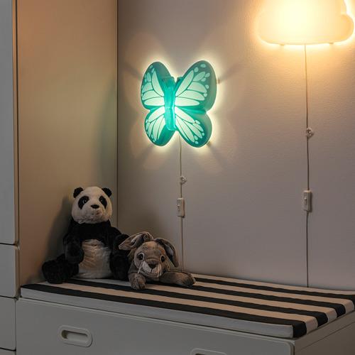 UPPLYST LED壁燈