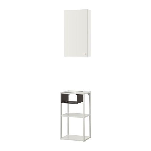 ENHET - 上牆式貯物架組合, 白色 | IKEA 香港及澳門 - PE773668_S4