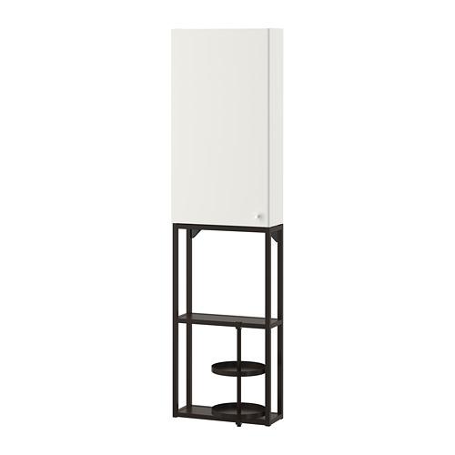 ENHET - 上牆式貯物架組合, anthracite/white   IKEA 香港及澳門 - PE773638_S4