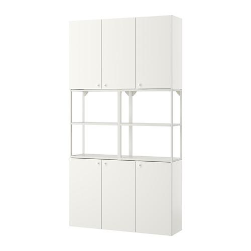 ENHET - 上牆式貯物架組合, 白色 | IKEA 香港及澳門 - PE773595_S4
