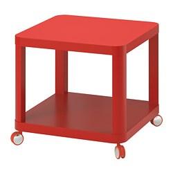 TINGBY - 活動角几, 紅色 | IKEA 香港及澳門 - PE773677_S3