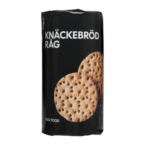 KNÄCKEBRÖD RÅG 黑麥脆餅
