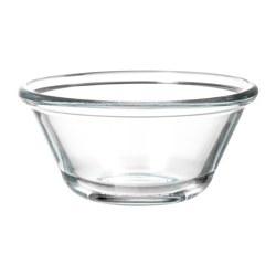 VARDAGEN - bowl, clear glass, 12cm | IKEA Hong Kong and Macau - PE586307_S3