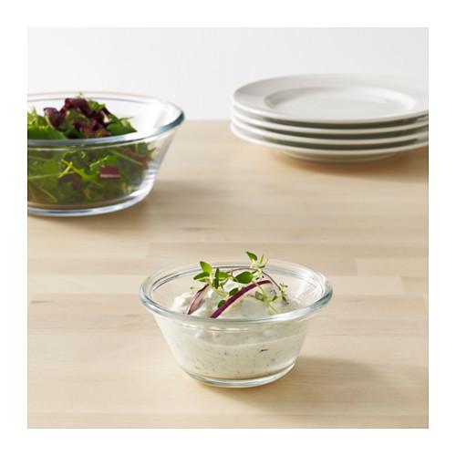 VARDAGEN - 碗, 透明玻璃, 12 厘米 | IKEA 香港及澳門 - PE584370_S4