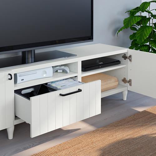 BESTÅ - 電視几, 白色/Sutterviken/Kabbarp 白色 | IKEA 香港及澳門 - PE785500_S4