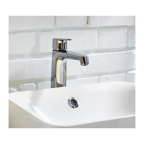 BROGRUND - wash-basin mixer tap, tall, chrome-plated | IKEA Hong Kong and Macau - PH153901_S4