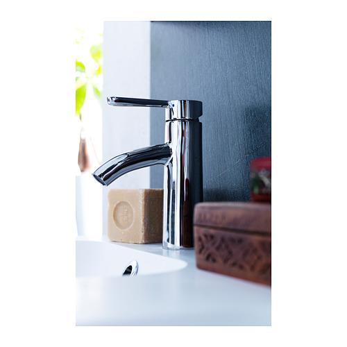 DALSKÄR - 浴室冷熱水龍頭連過濾器, 鍍鉻 | IKEA 香港及澳門 - PE229876_S4