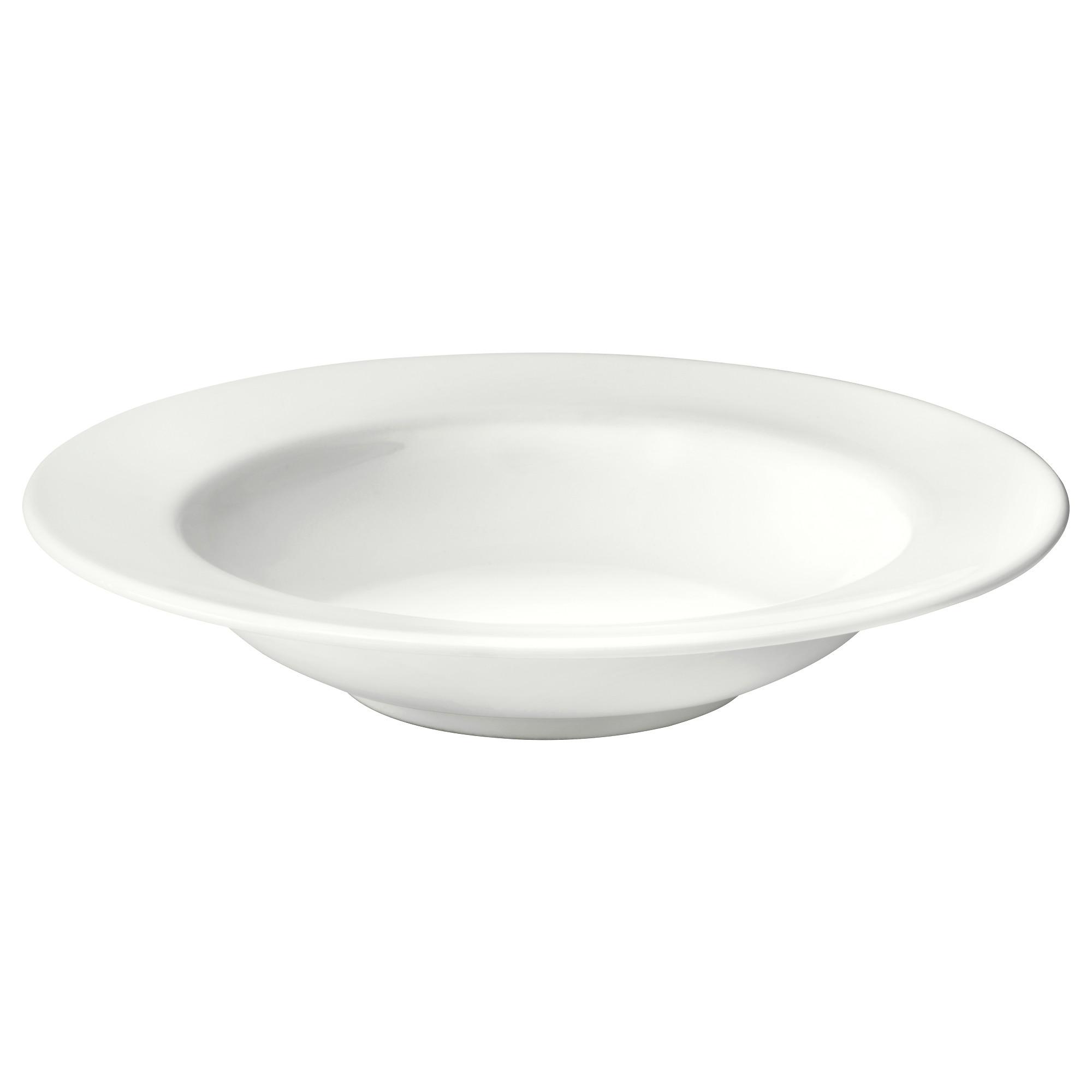 Vardagen Deep Plate Off White 23cm Ikea Hong Kong And Macau