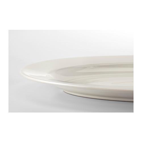 VARDAGEN - serving plate, off-white, 35x23 cm   IKEA Hong Kong and Macau - PE583436_S4