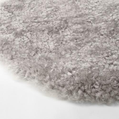 STEIVOR - sheepskin chair pad, grey | IKEA Hong Kong and Macau - PE731124_S4