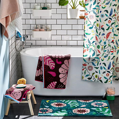 SANDTRÄSKET 浴室墊