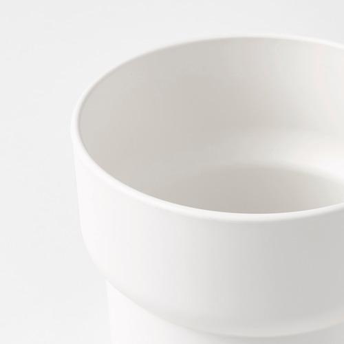 FÖRENLIG - plant pot, in/outdoor white | IKEA Hong Kong and Macau - PE774231_S4