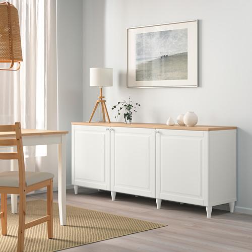 BESTÅ - 貯物組合連門, 白色/Smeviken/Kabbarp 白色 | IKEA 香港及澳門 - PE785910_S4
